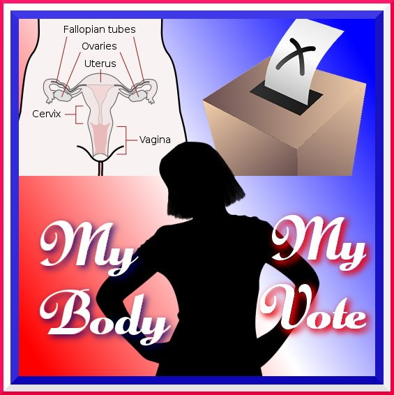 My Body, My Vote